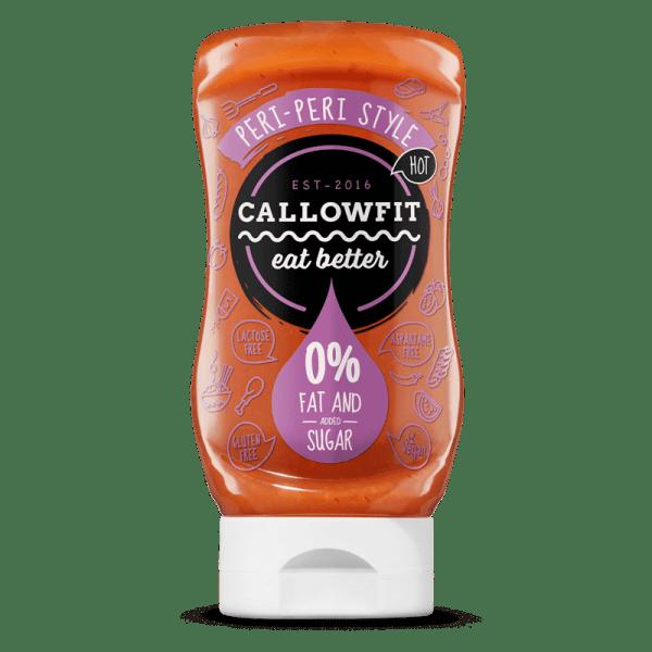 salsa piri piri vegana Callowfit