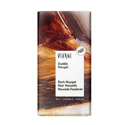 chocolate vegano negro y orgánico
