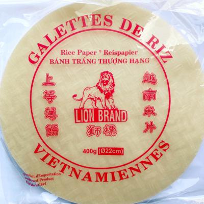 papel de arroz comestible