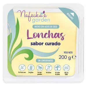 queso vegano curado lonchas