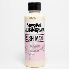 mayonesa vegana para sushi