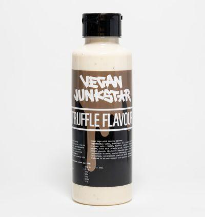 salsa de trufa vegana