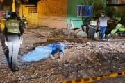 A golpes matan a un hombre en Valledupar