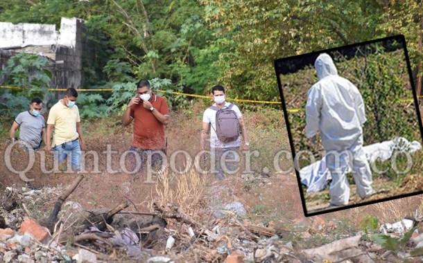 Investigan muerte de un hombre en lote del antiguo Idema de Valledupar