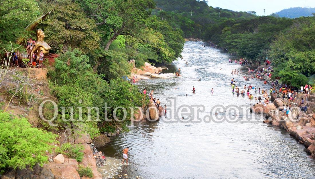 Personería presenta denuncia por desviación del río Guatapurí