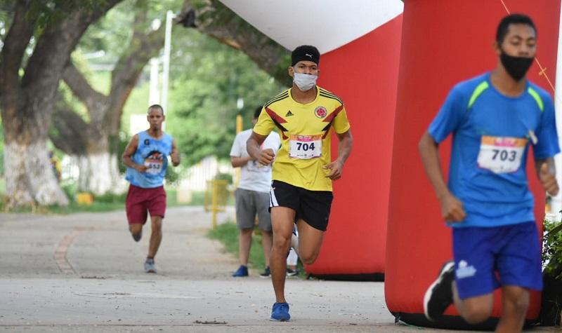 Ciclismo y atletismo engalanan cumpleaños 471 de Valledupar