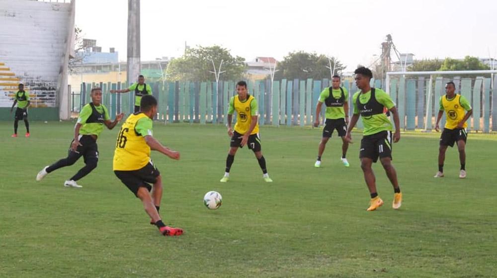 Ante el Fortaleza, Valledupar F.C. busca seguir en lo más alto de la tabla