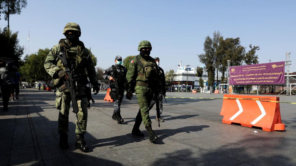 Piden que el Ejército salga a las calles en próximas manifestaciones