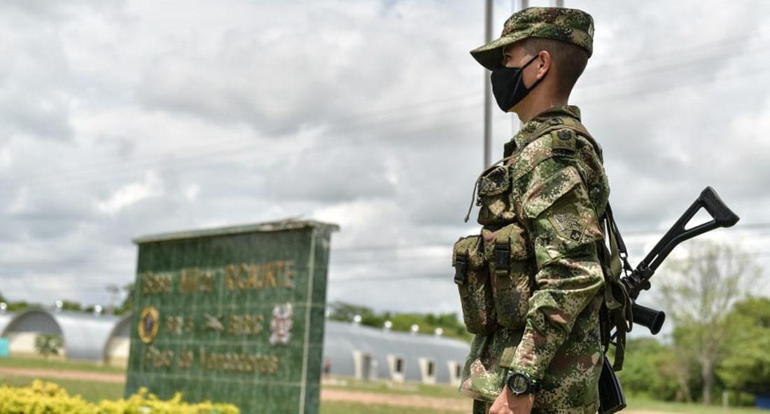 Monsalvo construirá nuevas instalaciones en la Base militar El Juncal, en Aguachica