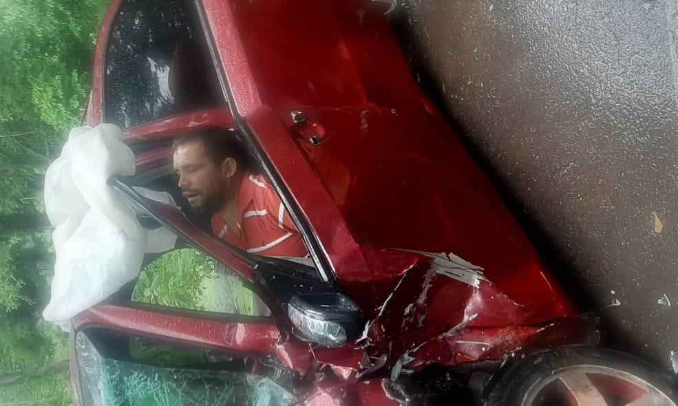 Un muerto y cuatro heridos en accidente entre Codazzi y Casacará