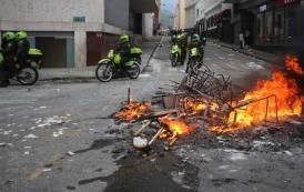 35 muertos y 1.565 heridos en lo que va del Paro Nacional