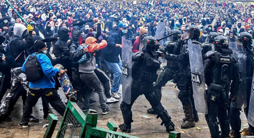 19 personas han muerto durante las protestas contra la reforma tributaria