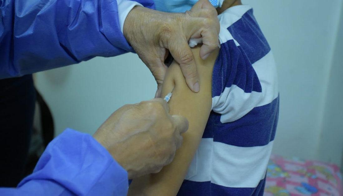 Vacunación contra sarampión y rubéola llega a los barrios de Valledupar