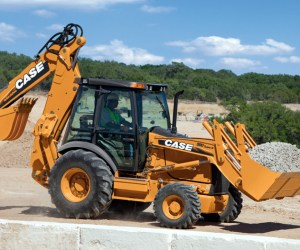Case 2013 Backhoe Loader