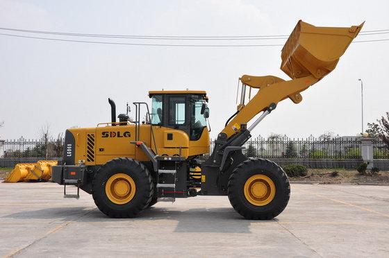 WheelLoader SDLG -LG936L