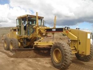 Caterpillar 140K Motor Grader For Hire in Kenya
