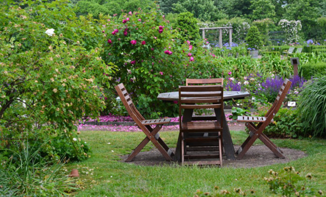 salon de jardin choisir des chaises