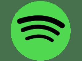 Plataforma de música Spotify