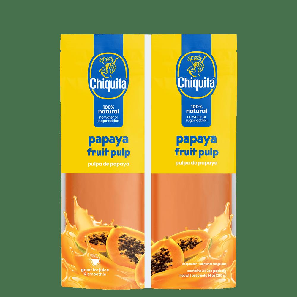 Papaya Pulp Quirch Chiquita