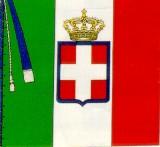 tricolore del Regno di Sardegna