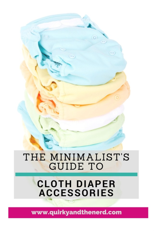 It is so easy to keep buying all of the cute cloth diapering accessories. But what are the accessories that you actually need? Read my minimalist's guide to cloth diaper accessories. quirkyandthenerd.com