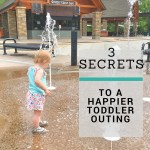 3 Tips for Happier Toddler Outings