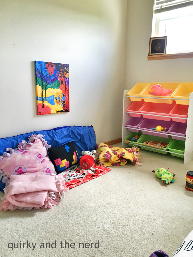 here is a short tour of my daughters montessori toddler floor bed room it isn - My Own Room