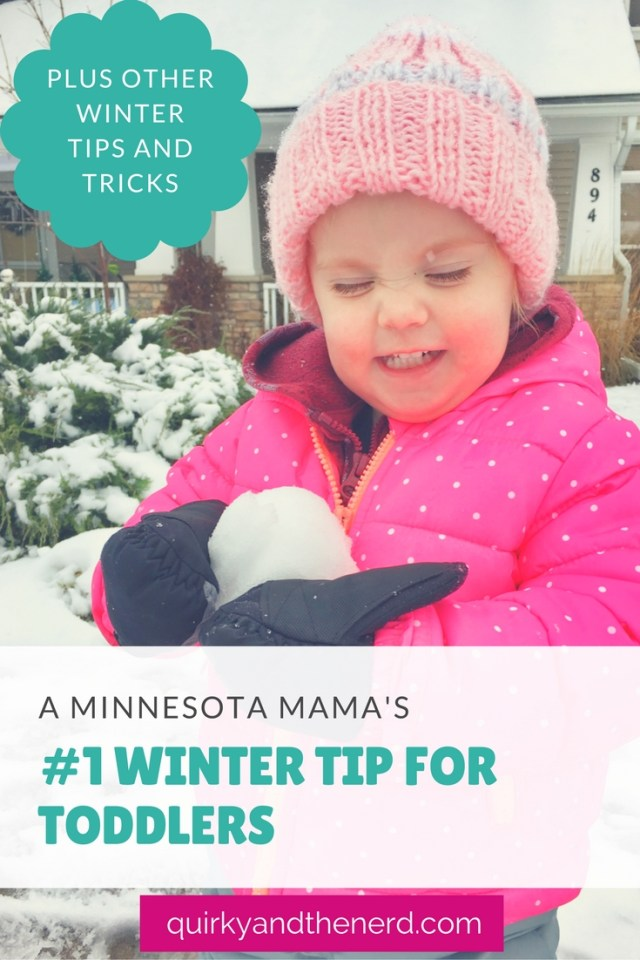 Winter gets so frustrating when you have kids, especially if they are toddlers! But this Minnesota mama has great recommendations for warm clothes, getting your toddler dressed and how to get your toddler to keep their winter clothes on. quirkyandthenerd.com