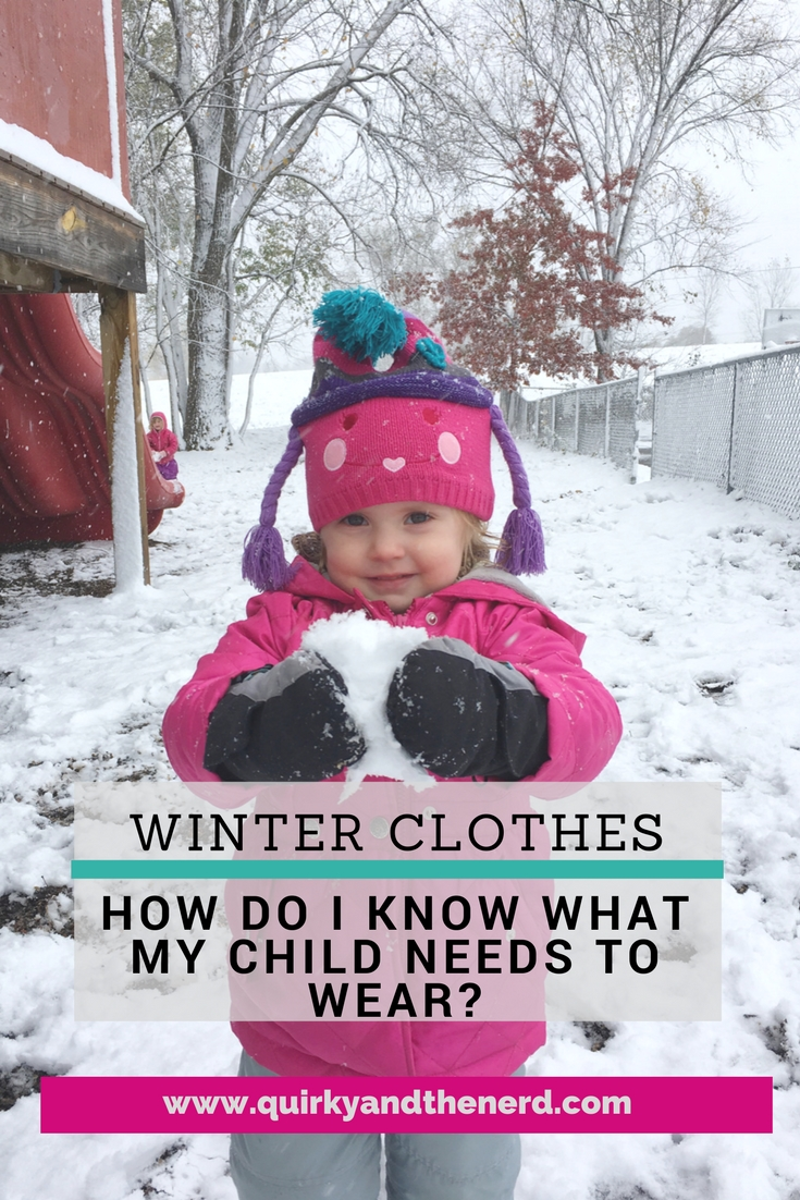 574199de5 How do you know how warm to dress your child during fall and winter? Well