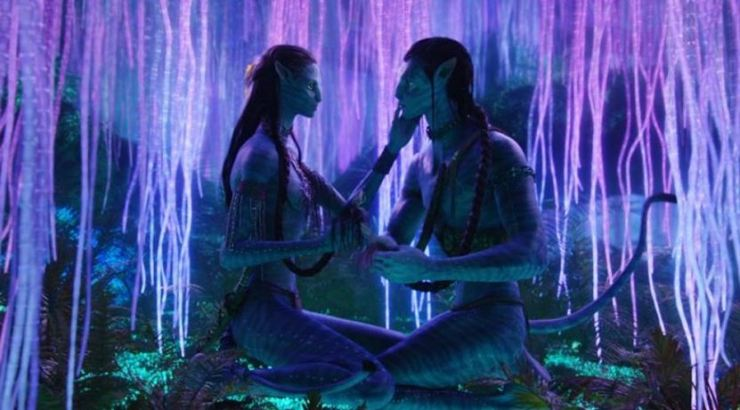 Avatar 2 New Jake & Neytiri Story