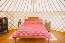 Le grand abris bed