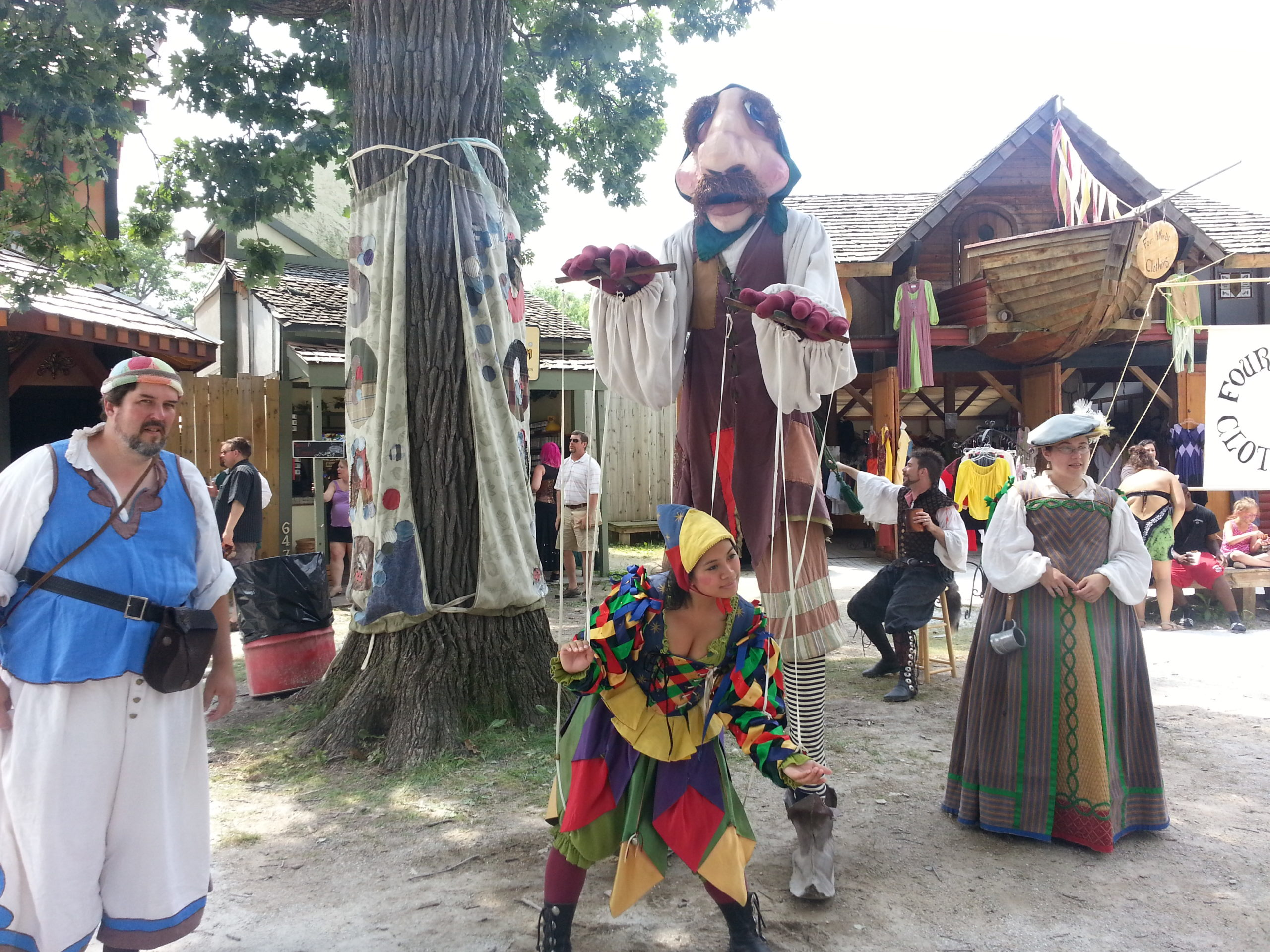 Renaissance Fairs: I Forgot To Show You My Day At Bristol Renaissance Faire