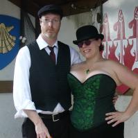 Steampunk Renaissance Faire