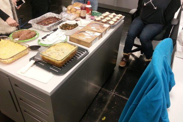 Work Thanksgiving