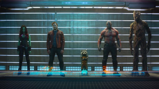 Guardians of the Galaxy2