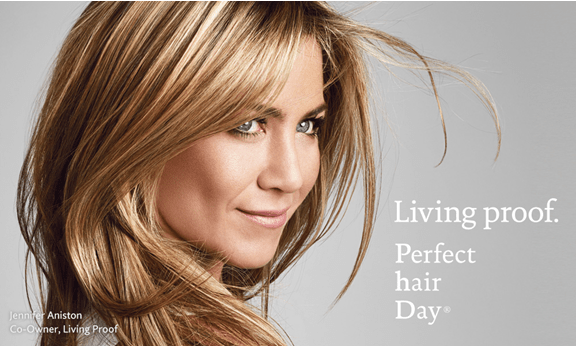 Living Proof is co-owned by Jennifer Aniston, who truly believes in the products and uses them for herself.