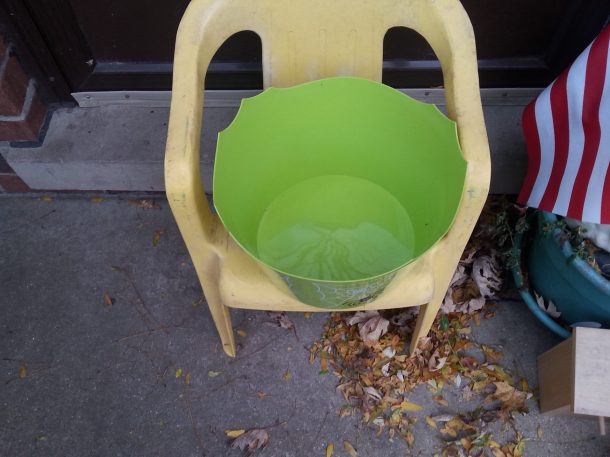 Please Take One - Empty Bucket