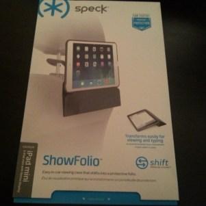 Speck ShowFolio
