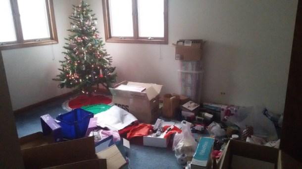 My holiday workshop