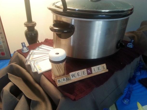 BBQ weenies