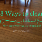 3 Ways to Maintain Hardwood Floors Without Wasting an Entire Day