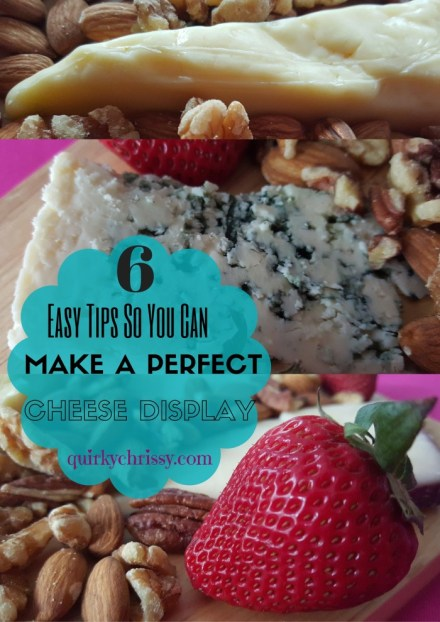 6 easy tips to make the perfect cheese display