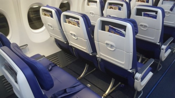 Southwest new planes