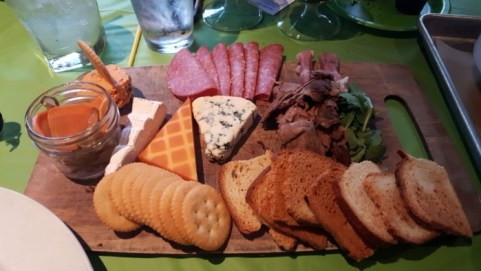 Epic Cheese Plate