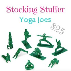 stocking stuffers: yogi joes $25