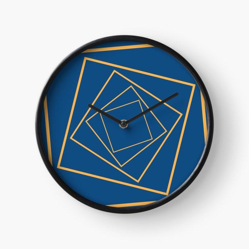 geometric clock