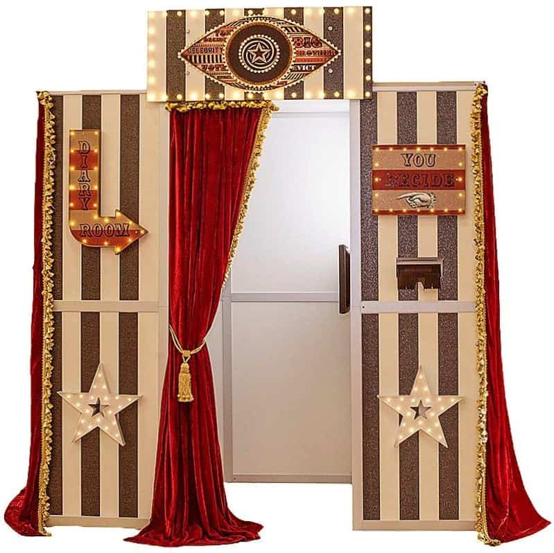 big brother photo booth hire