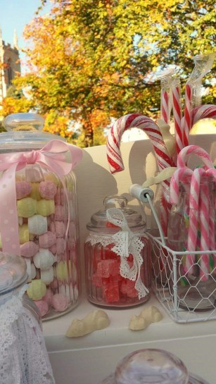 candy cart hire sweets