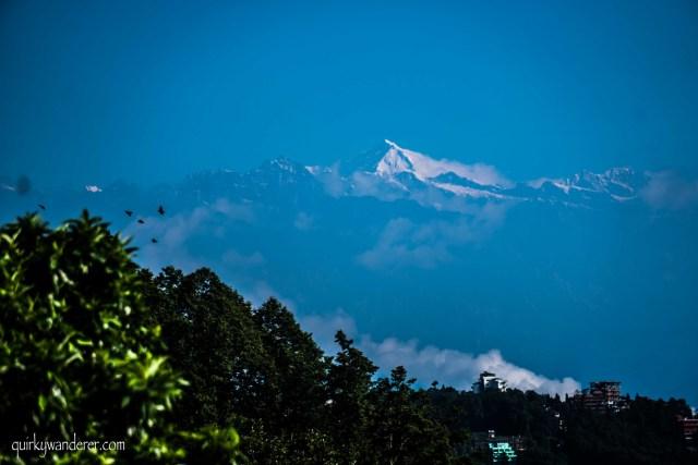 Langtang ri trekking Nagarkot