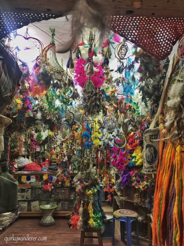 what to buy in Thamel
